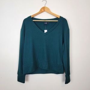 GAP | NWT Deep Green Pullover Sweater Large
